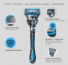 Gillette Fusion Proshield Chill Barberhøvel thumbnail