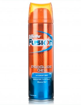 Gillette Fusion Hydrating Gel 200 ml